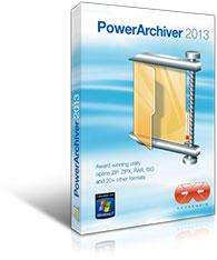 PowerArchiver 2013 (14.06.02) [PL]